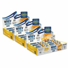 Whey Grego Bar (Display c/12 unid - 40g) - 3 Caixas